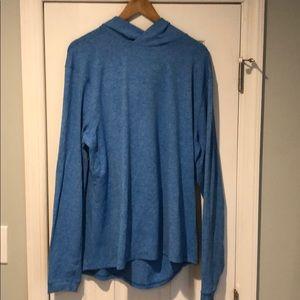 Men's lululemon training hoodie